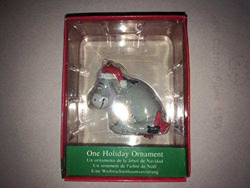 Santa's Workshop Pooh Eeyore Ornament