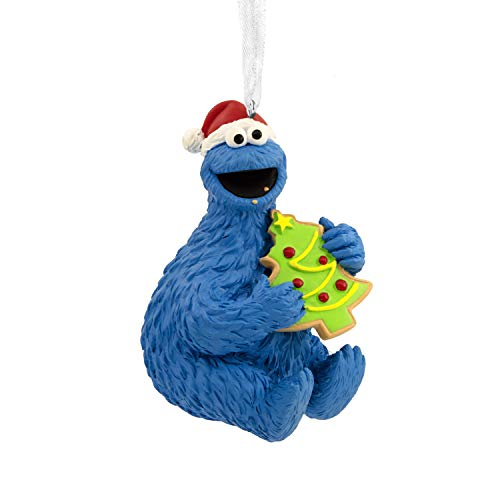 Hallmark Christmas Ornaments, Sesame Street Cookie Monster Ornament