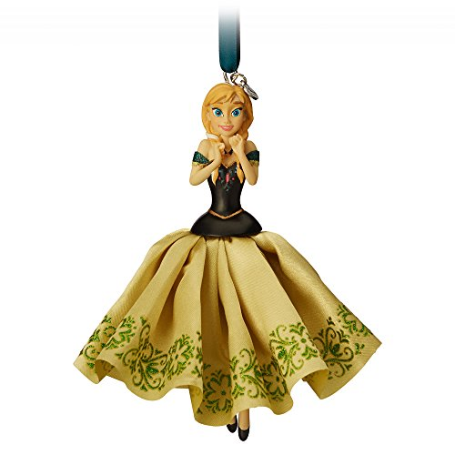 Disney Anna Sketchbook Ornament – Frozen