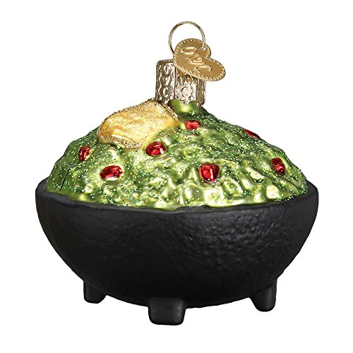 Old World Christmas 32320 Ornament, Guacamole