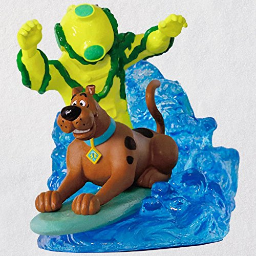Hallmark Keepsake Christmas Ornament 2018 Year Dated, Scooby Doo A Clue for Scooby Doo