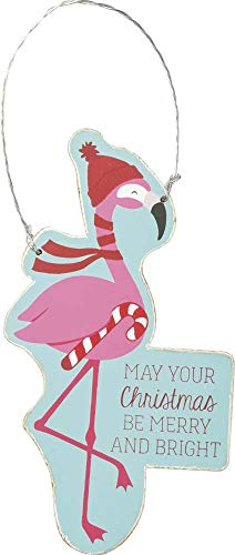 Primitives by Kathy Ornament – May Your Christmas Be Merry And Bright