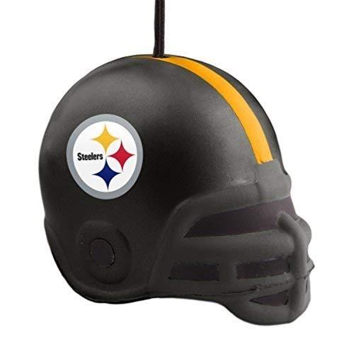 Topperscot Pittsburgh Steelers Squish Helmet Ornament