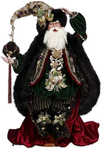 Mark Roberts Lap of Luxury Santa