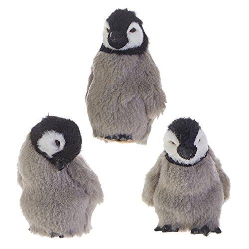 RAZ Imports 4″ Penguin Ornaments