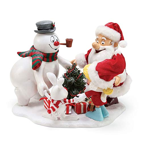 Department 56 Frosty and Friends Figurine, 9.5″, Multicolor