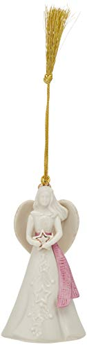 Lenox Peaceful Wish Angel Ornament,
