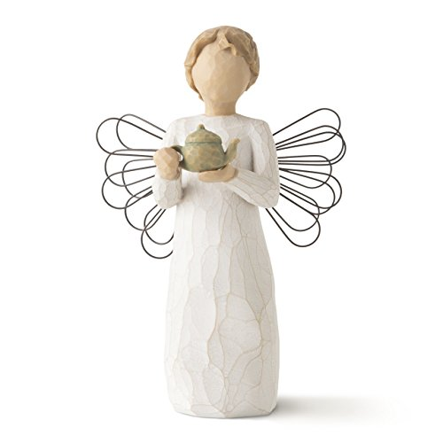 Willow Tree hand-painted sculpted angel, Angel of the Kitchen