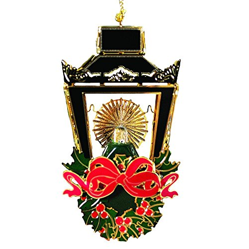 ChemArt Illuminated Christmas Lantern