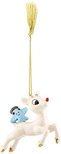 Lenox 869916 China Ornaments Lift Off Rudolph