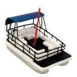 Pontoon Boat Ornament by Midwest-CBK