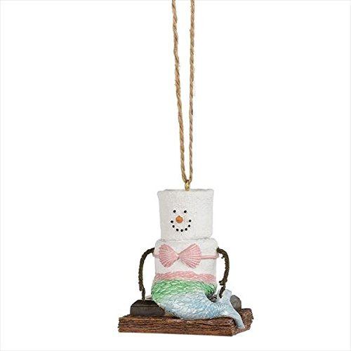 Midwest-CBK S'mores Mermaid Ornament
