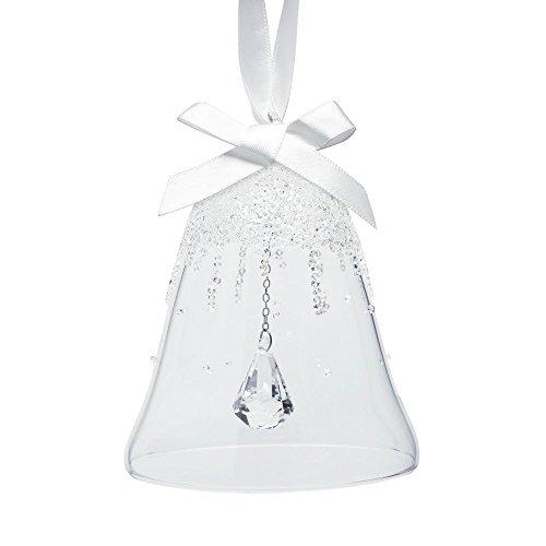 Swarovski Annual Christmas Bell 2017 Ornament