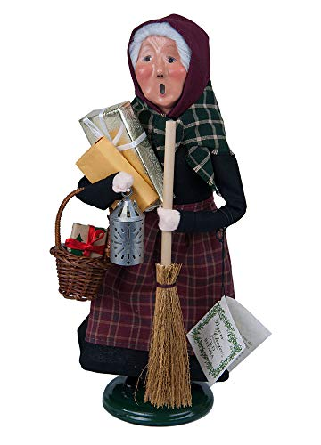 Byers' Choice Befana Caroler Figurine #333 from The Holiday Traditions Collection
