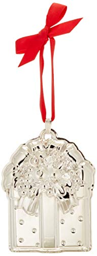 Reed & Barton 877601 Annual Francis I Sterling Ornament, 21st Edition, Silver
