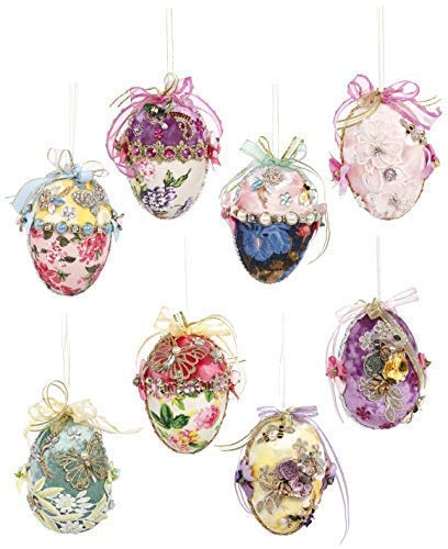Mark Roberts Limited Edition 2019 Royal Court Easter Egg (Assortment of 8)