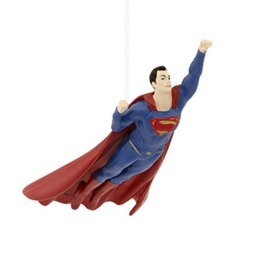 Hallmark Christmas Ornament DC Comics Superman, Superman (Resin), Superman (Resin)