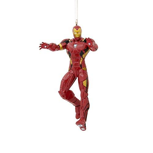Hallmark Christmas Ornament Marvel Avengers Iron Man, Iron Man, Iron Man