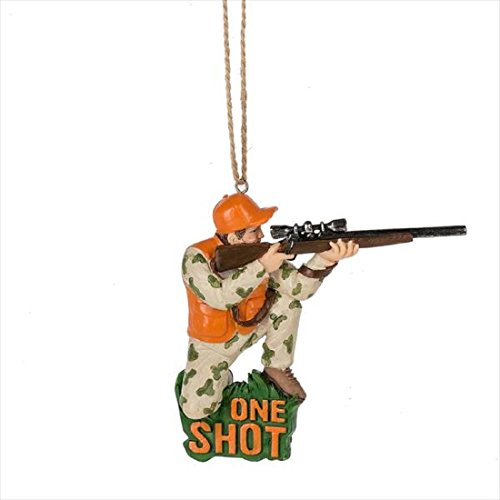 Midwest-CBK One Shot Hunting Ornament