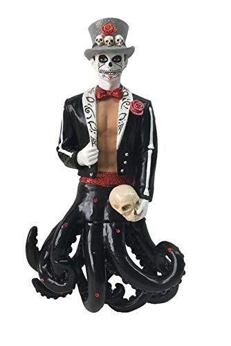 December Diamonds Merman Ornament – Calavera