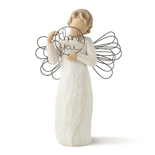 Willow Tree hand-painted sculpted angel,  Just for You