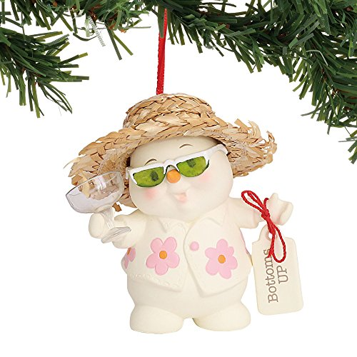 Department 56 Snowpinions Bottoms, 3″ Hanging Ornament, Multicolor