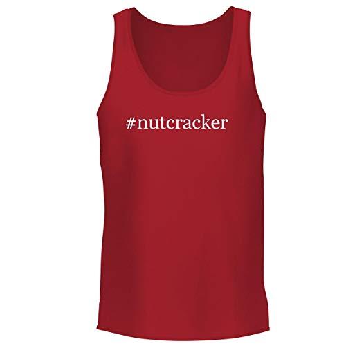 #Nutcracker – Men's Graphic Tank Top, Red, Large