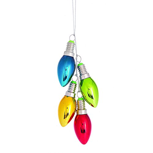 Midwest-CBK Christmas Ornament – Light Bulb Swag