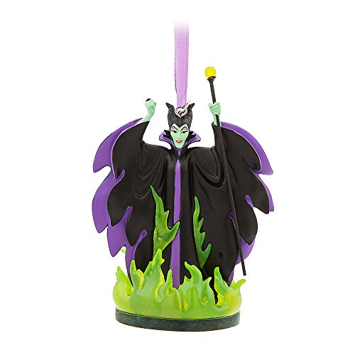 Disney Maleficent Sketchbook Ornament
