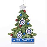 Kurt Adler US Navy Christmas Tree Ornament