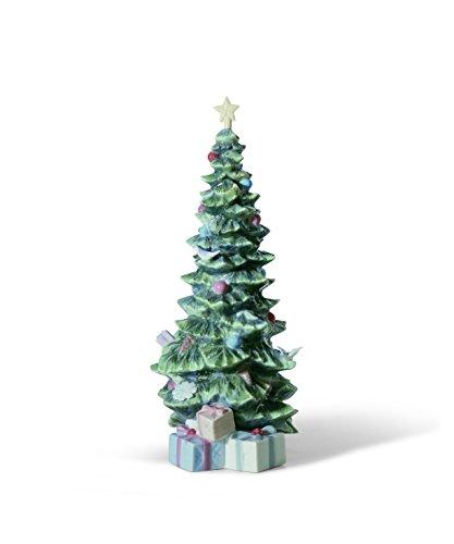 Lladro O Christmas Tree