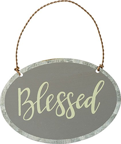 Primitives by Kathy Ornament Blessed Home Decor