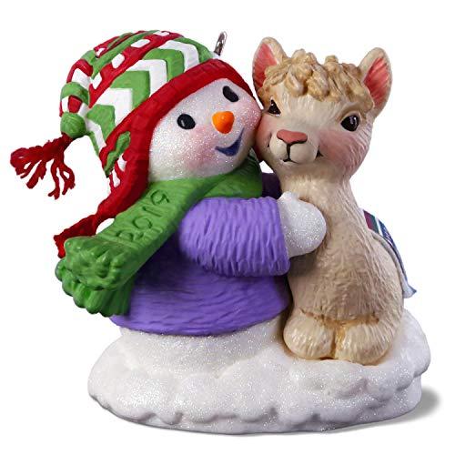 Hallmark Keepsake Keepsake Ornament, Snow Buddies