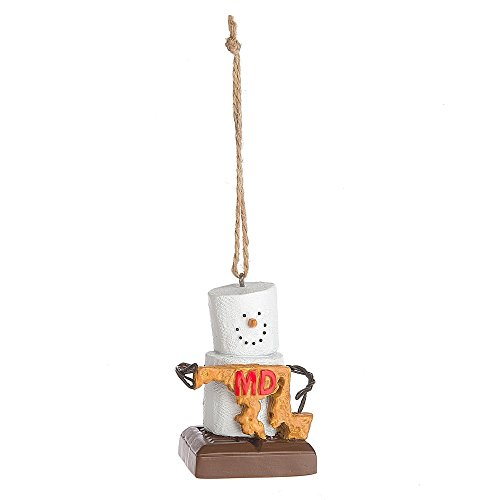 Midwest-CBK S'Mores Maryland Ornament