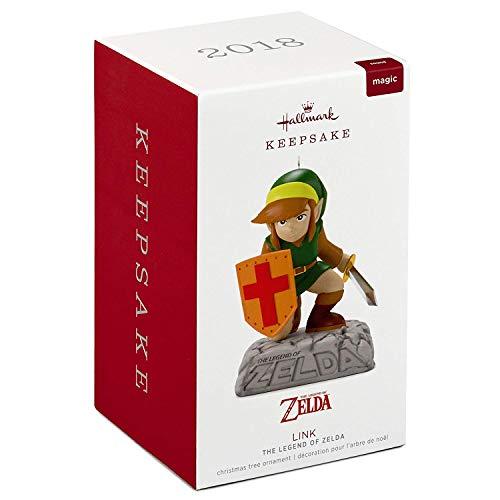 Ornaments 2018 Hallmark Keepsake Link The Legend of Zelda Christmas