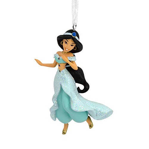 Hallmark Christmas Ornaments, Disney Aladdin Princess Jasmine Ornament
