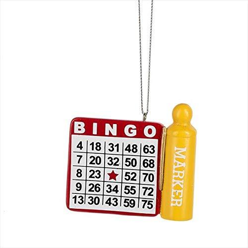 Midwest Gloves Bingo Ornament