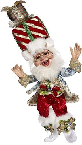 Mark Roberts 5185524 Small 13″ Christmas Present Elf 2018