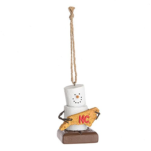 Midwest-CBK S'Mores North Carolina Ornament