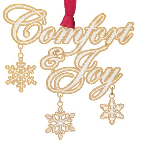 Beacon Design ChemArt Ornament – Comfort & Joy