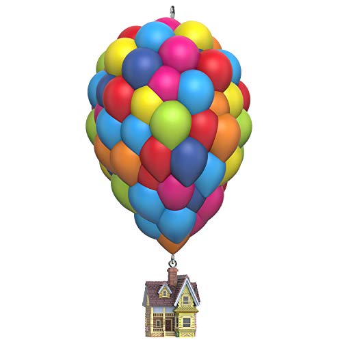 Hallmark Keepsake Keepsake Ornament, Up Up 10th Anniversary