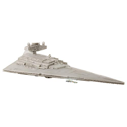 Hallmark Keepsake Keepsake Ornament, Imperial Star Destroyer