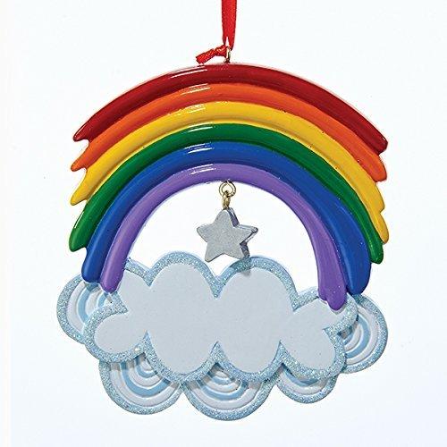 Kurt Adler Christmas Rainbow Ornament