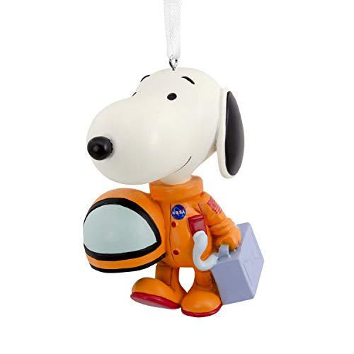 Hallmark Christmas Ornaments, Peanuts NASA Astronaut Snoopy Ornament