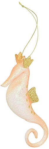 Department 56 Gone to the Beach Coast Pretty Seahorse Hanging Ornaments (assorted styles)