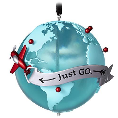 Hallmark Keepsake Keepsake Ornament, Adventure Globe