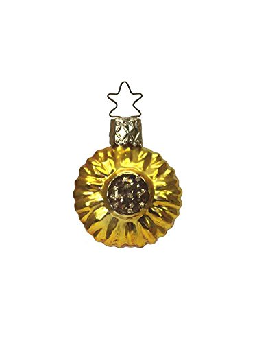 Mini Sunflower Ornament by Inge Glas [218802]