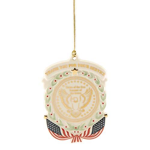 Lenox Military Ornament