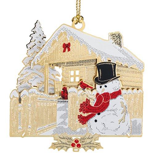 Beacon Design by ChemArt Christmas Log Cabin