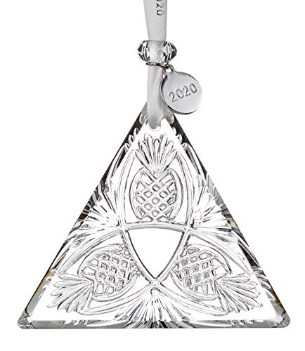 Waterford 2020 Gift of Goodwill Triangle Ornament